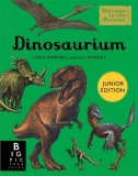 Dinosarium Junior Edition (Hardback Book)